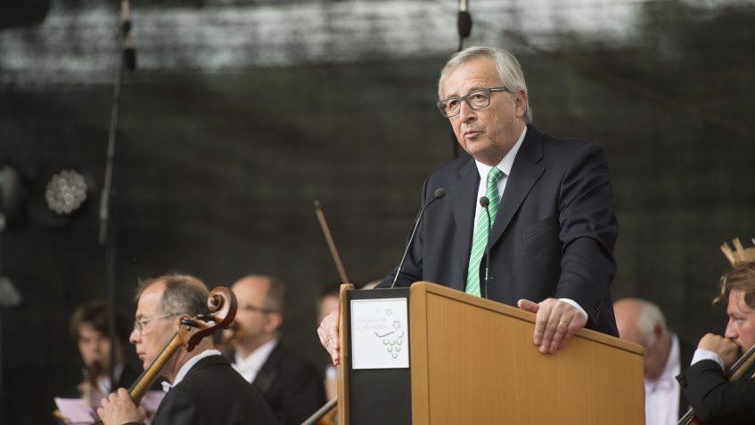 Jean-Claude Juncker to the 30 Years Schengen Agreement
