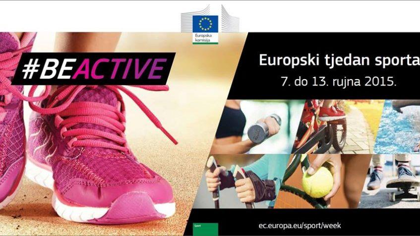 Europski tjedan sporta